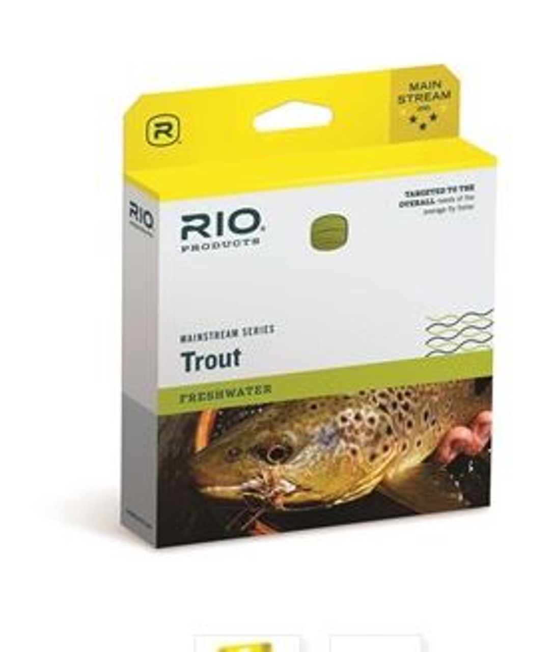 MAINSTREAM TROUT SINK