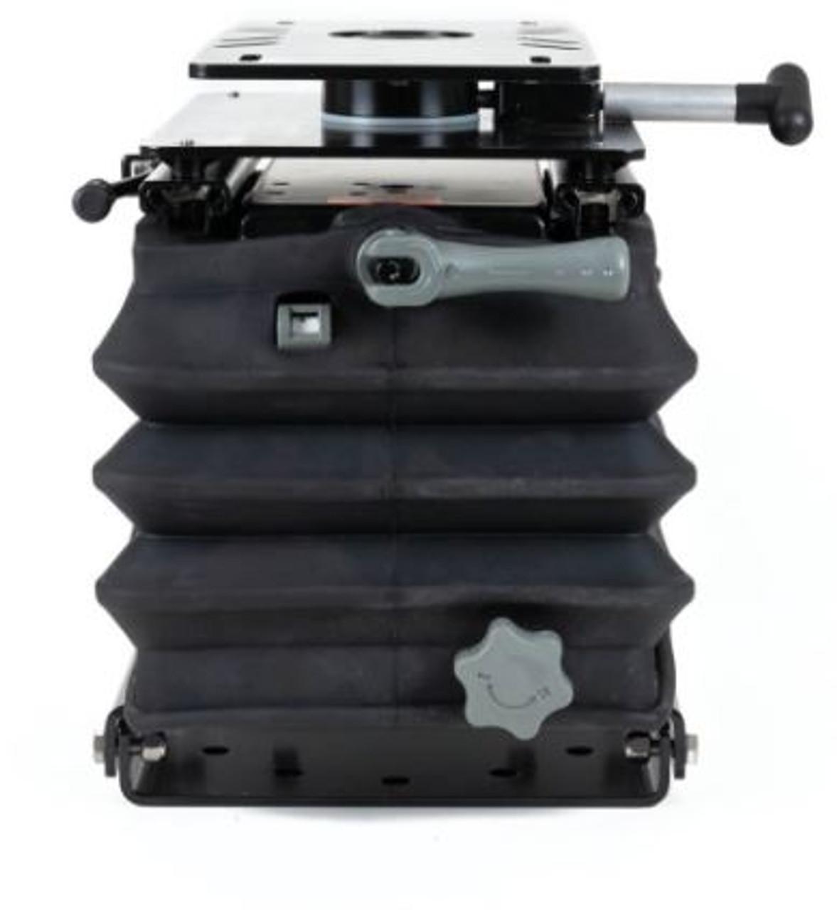 FULL SUSPENSION SYSTEM - U-BOX MOUNT