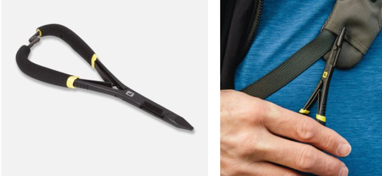 ROGUE MITTEN SCISSOR CLAMPS WITH COMFY GRIP