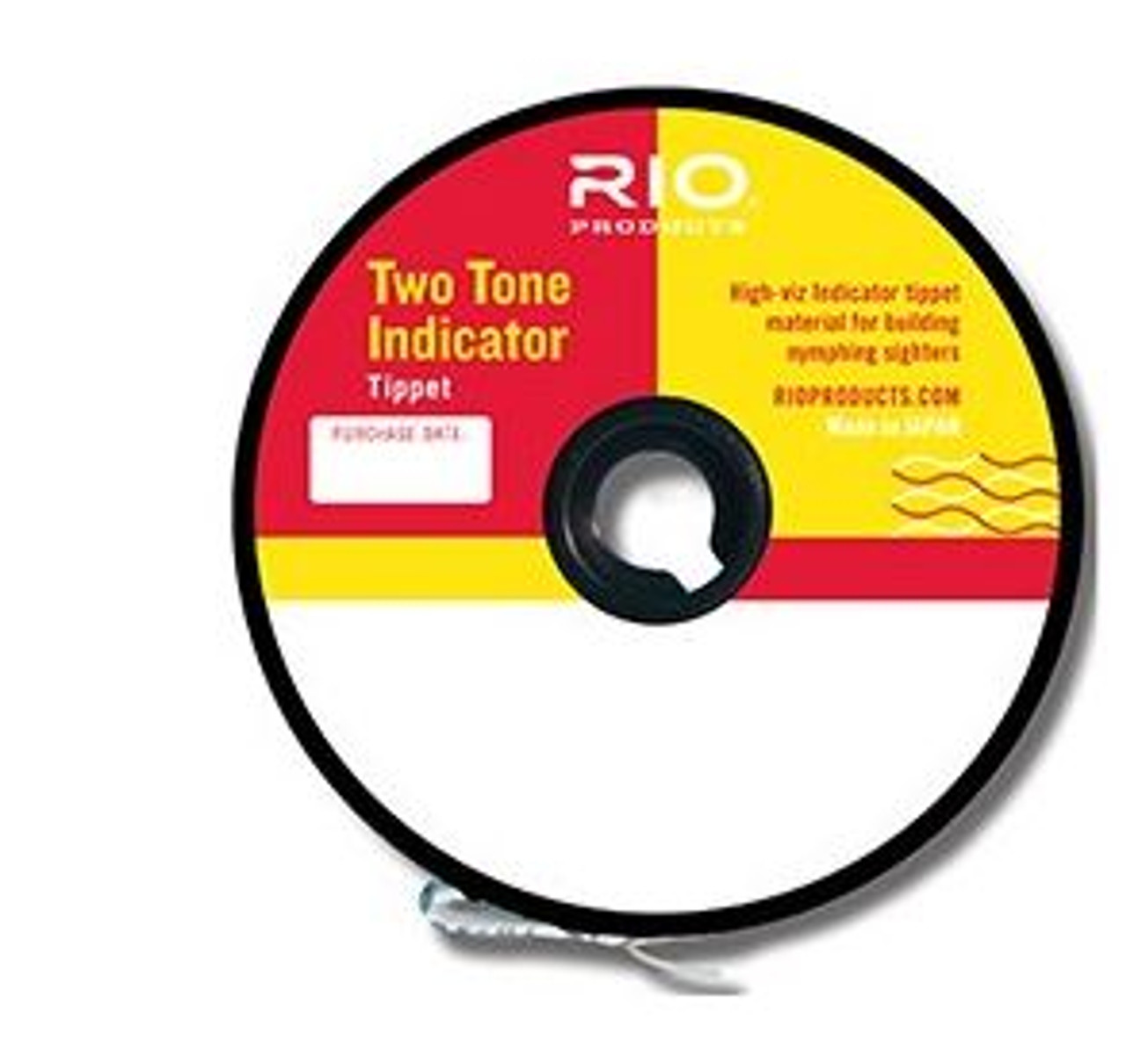 2TONE INDICATOR TIPPET 30YD
