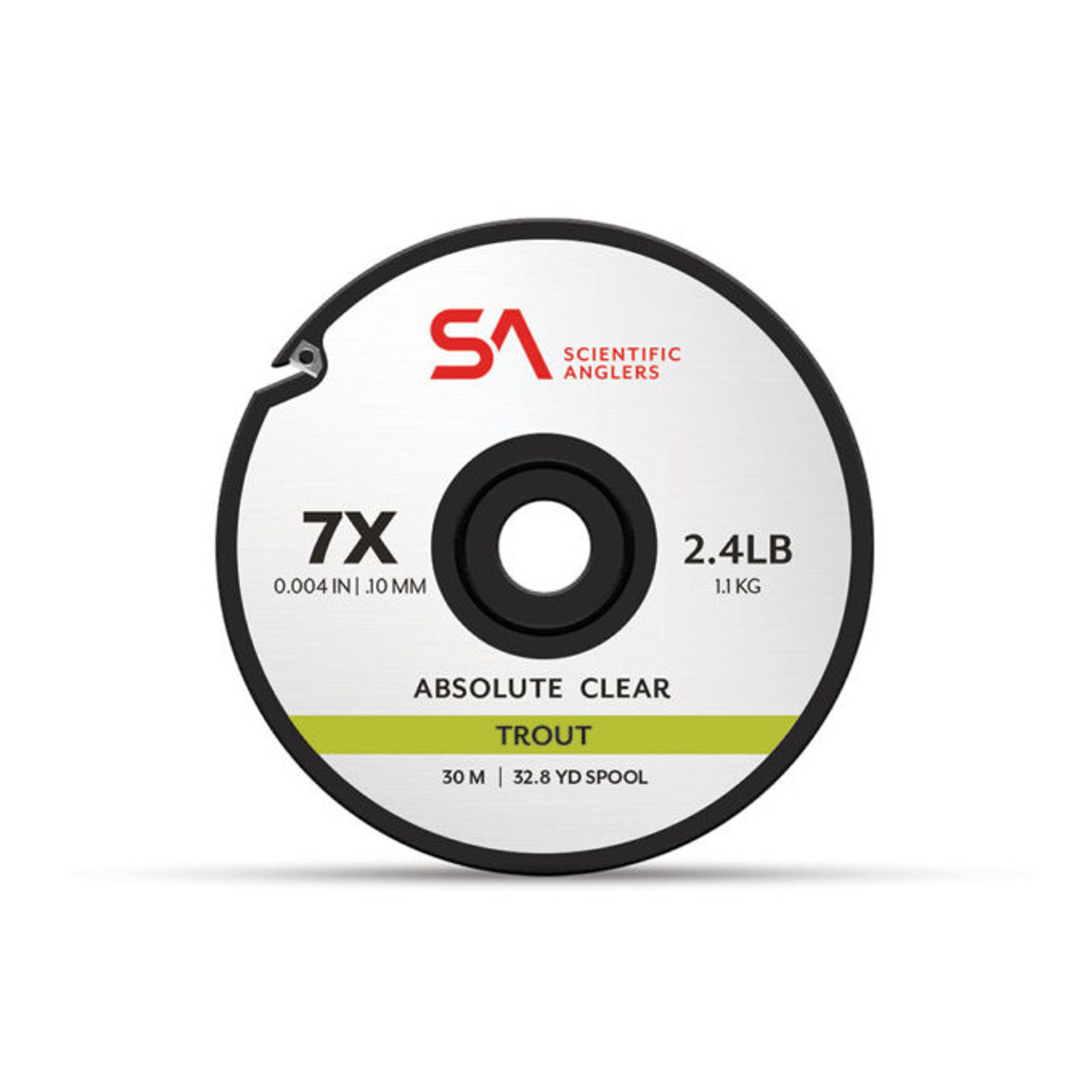 SA ABSOLUTE TROUT TIPPET 30M