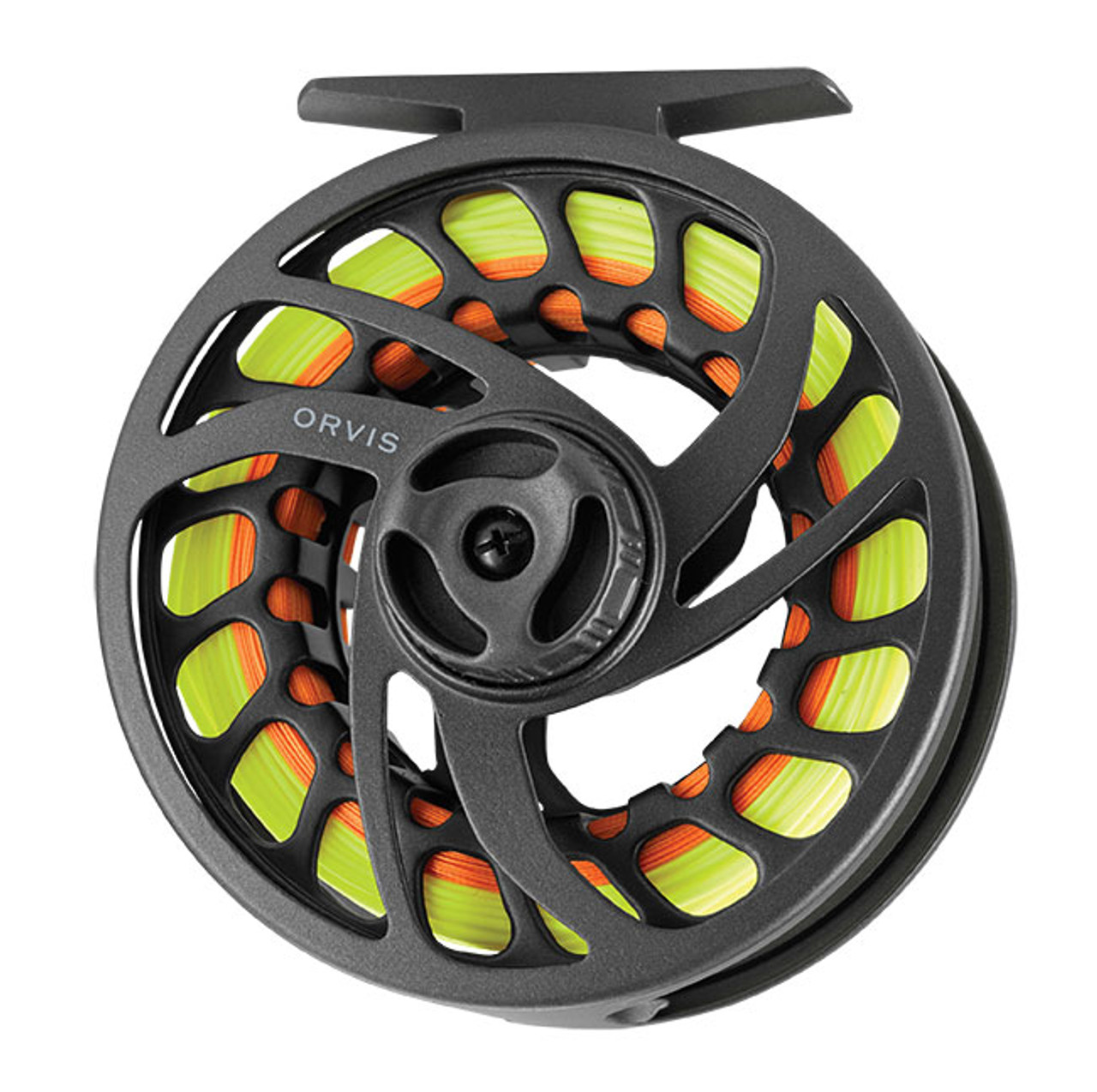 CLEARWATER LARGE ARBOR FLY  REEL