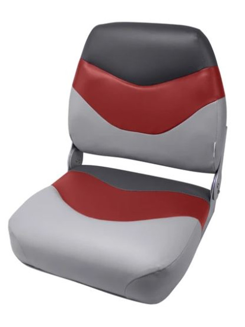 WISE DELUXE HIGH BACK FISHING SEAT