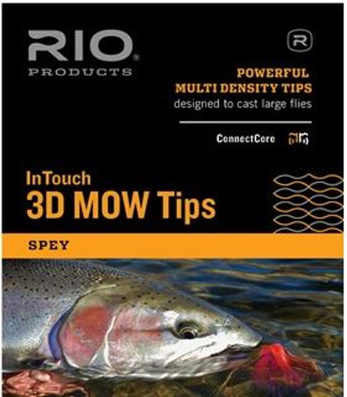 INTOUCH 3D LIGHT MOW TIP