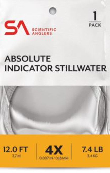 SA ABSOLUTE INDICATOR STILLWATER 1 PACK