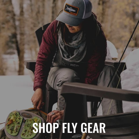 Fly rods, fly tying, fly reels, and tools.