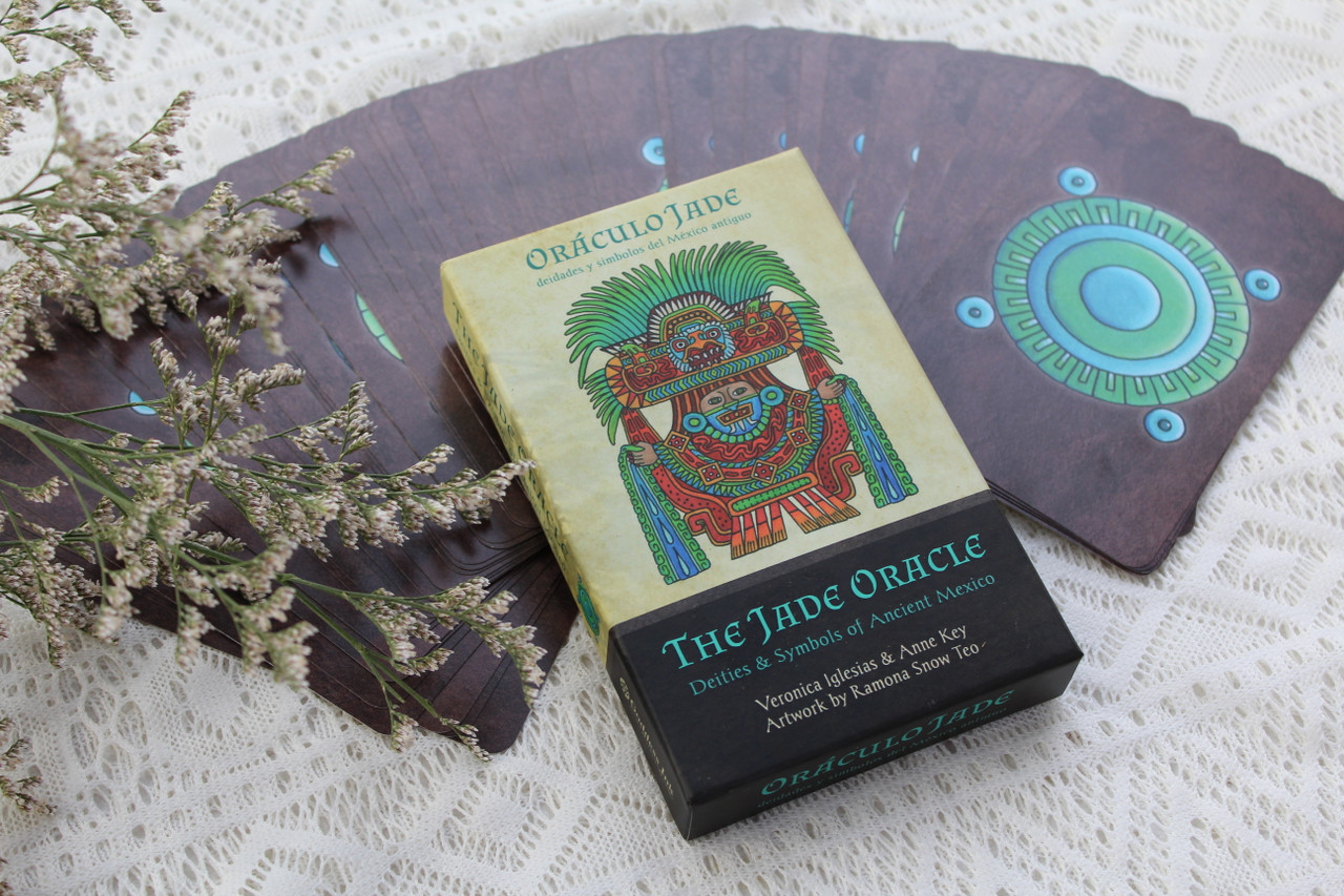 The Jade Oracle deck