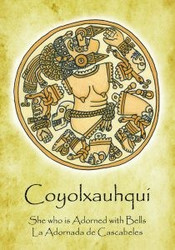 Coyolxauhqui: She Who Is Adorned with Bells