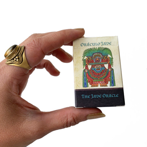 The Jade Oracle MINI deck