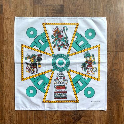 Altar Cloth: The Four Directions/ Los cuatro caminos