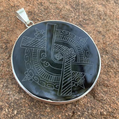 Ometeotl amulet