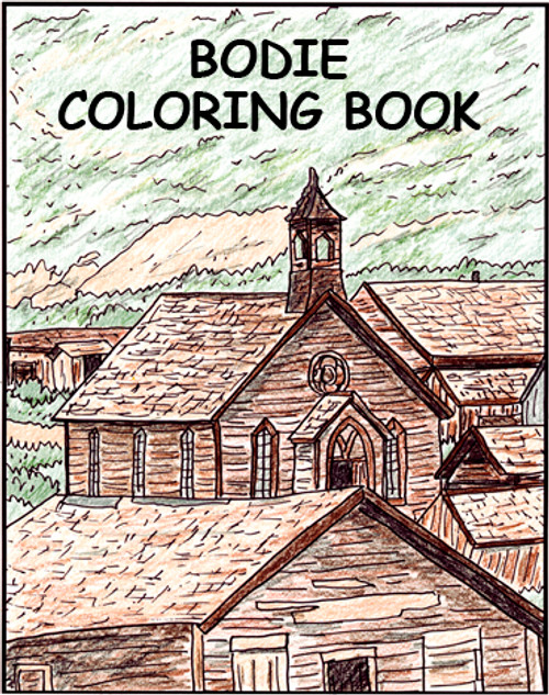Bodie Coloring Book