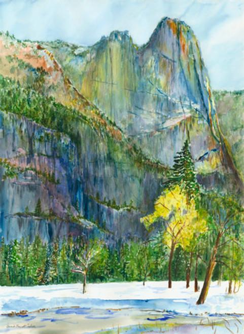 Sentinel Rock, Yosemite Valley