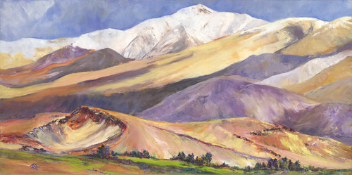 White Mountain and Tablelands
