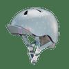 Bern | Niña | Girls Kids Helmet | 2019 | Blue - Satin Seaglass Polka Dot