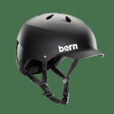 Bern | Summer Watts | Men's Helmet | 2019 | Black - Matte Black