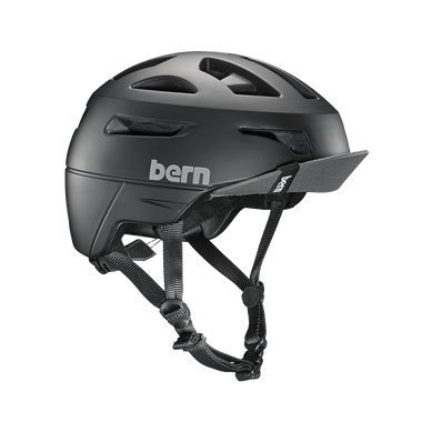 Bern | Union | Adult Helmet | 2019 | Black - Matte Black