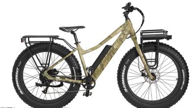 Surface 604 Electric | Boar Hunter Camo Fat Electric Bike