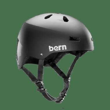 Bern | Team Macon MIPS | Men's Helmet | 2019 | Black - Matte Black Summer