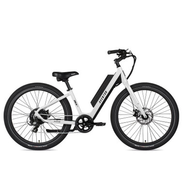 Aventon Electric | Pace 350 Step Through | White |1