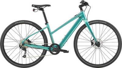 Cannondale Electric: Quick Neo SL 2 Remixte | 2020