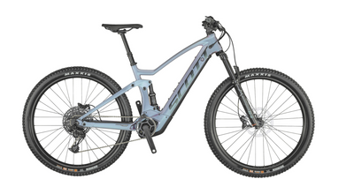 Scott Electric | Strike eRide 900 | Electric Mountain Bike | 2021