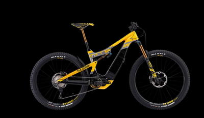 Intense Cycles: Tazer Pro Electric | 2020 | Yellow Black