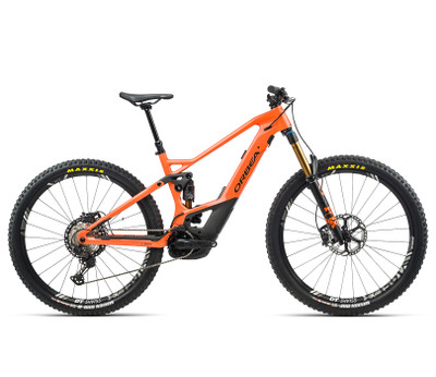 Orbea Electric | WILD FS TEAM | 2021 | ORANGE Black