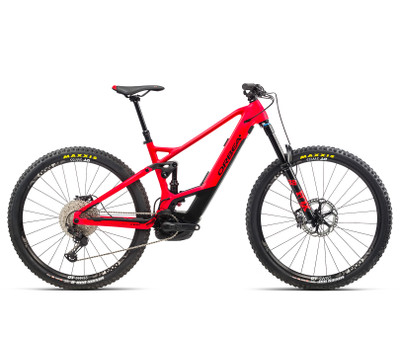 Orbea Electric | WILD FS H10 | 2021 | Red Black