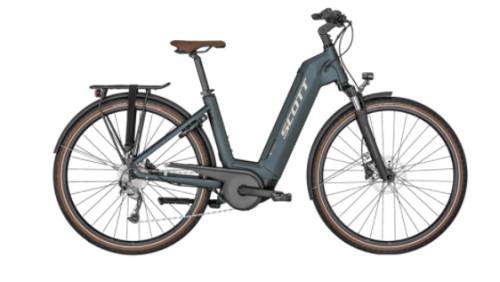 Scott Electric | Sub Active eRide USX | Electric Urban Bike