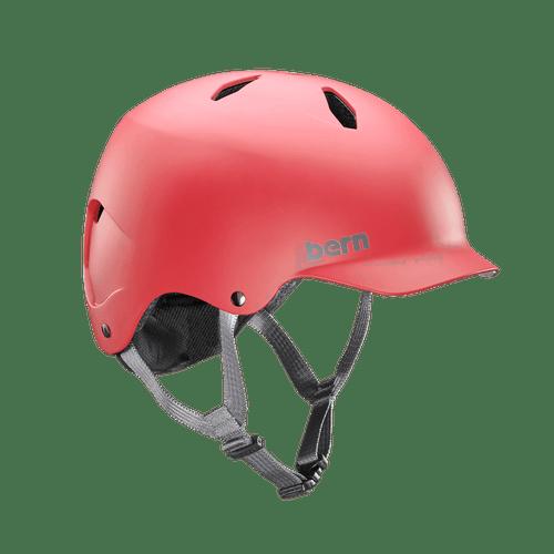 Bern   Summer Bandito   Boys Helmet   2019   Red - Matte Red