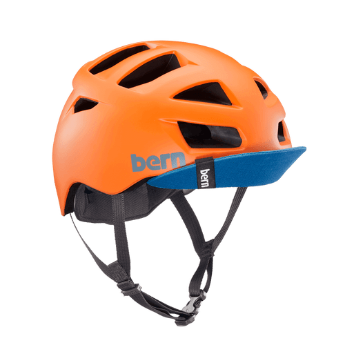 Bern   Allston   Men's Helmet   2019   Orange - Matte Orange