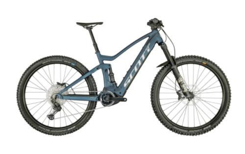 Scott Electric | Genius eRide 920 | Electric Mountain Bike