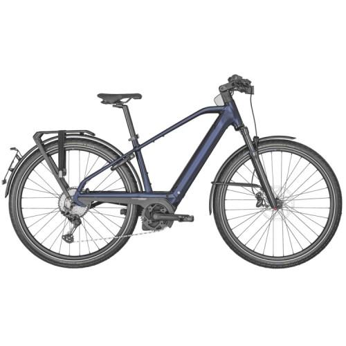 Scott Electric   Silence eRide 20 Men   Electric City Bike   2022
