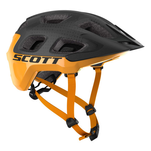 Scott | Vivo Plus Helmet | Protective Gear | 2020 | Dark Grey/ Fire Orange