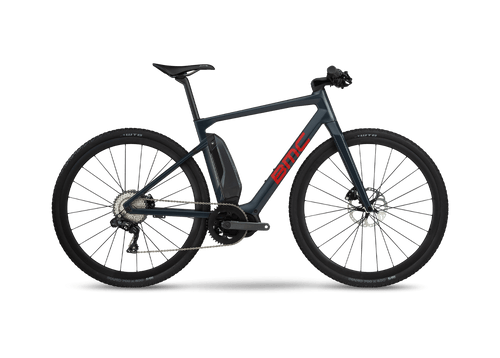 BMC Electric | Alpenchallenge AMP CROSS | LTD | 2020 | Steel Blue/Red