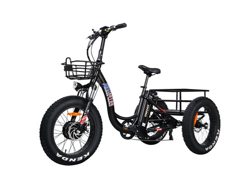 Addmotor | Motan M-330 | Electric Trike
