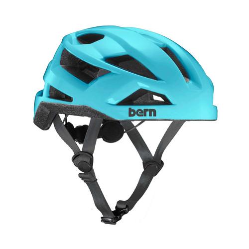 Bern | FL-1 Libre | Adult Helmet | 2019 | Blue - Satin Cyan