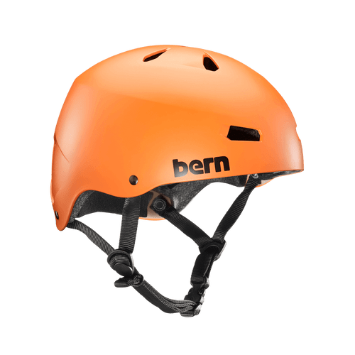 Bern | Summer Team Macon | Men's Helmet | 2019 | Orange - Matte Orange