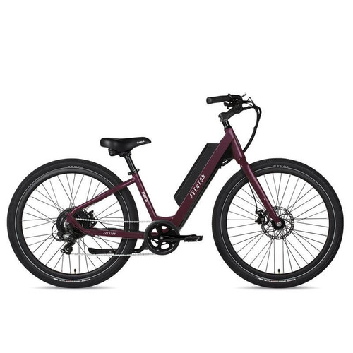 Aventon Electric | Pace 350 Step Through | Amethyst | 1