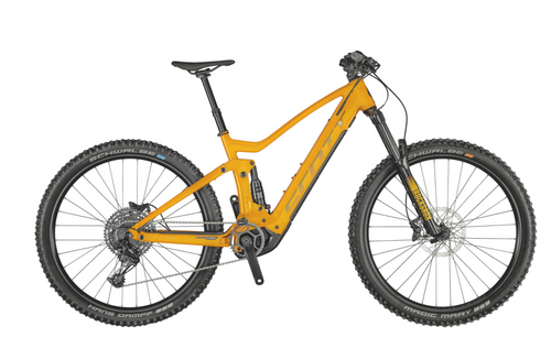 Scott Electric | Genius eRide 930 | Electric Mountain Bike | 2021
