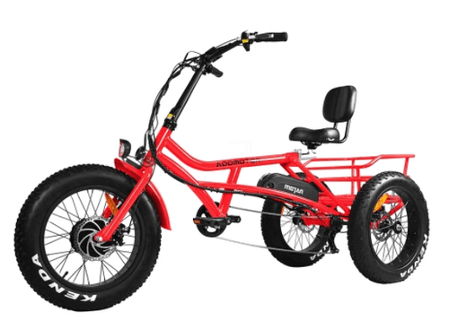 Addmotor | Motan M-360 | Electric Trike | Red