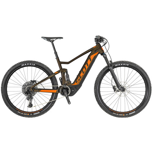 Scott Electric | Spark eRide 920 | Electric Mountain Bike