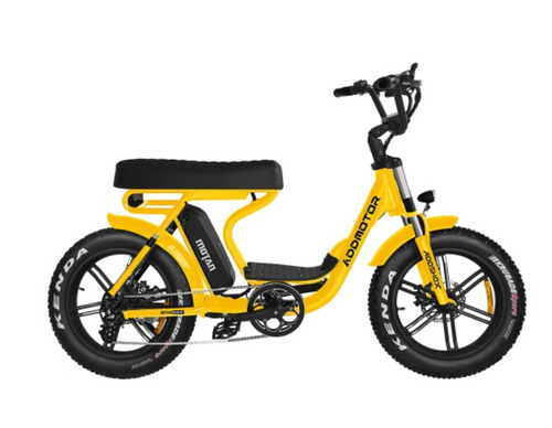 Addmotor | MOTAN M-66 L7 (R7) | Electric bike Yellow