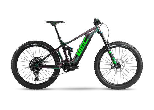 BMC Electric | Trailfox AMP | SX TWO | 2020 | Purple Haze