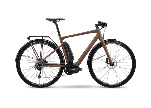 BMC Electric | Alpenchallenge AMP City | THREE | 2020 | Powder Coat Earth