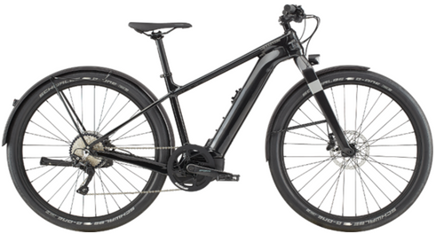 Cannondale Electric | Canvas Neo 1 | Fast ebike