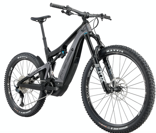 Intense Cycles | Tazer Pro Electric | 2021 | Charcoal-Black