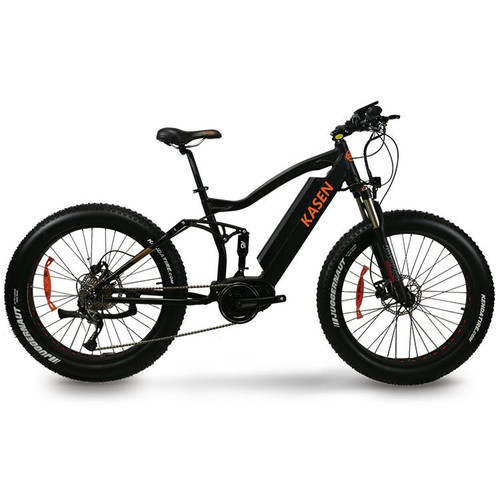 Kasen | K4 | Electric Fullsuspension Mountain Bike