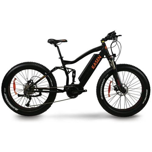Kasen | K4 | Electric Fullsuspension Mountain Bike